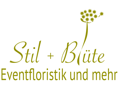 Stilblüte Logo