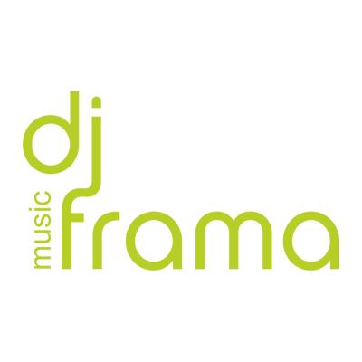 dj frama logo