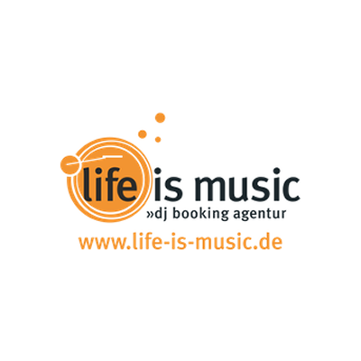 life is music Logo